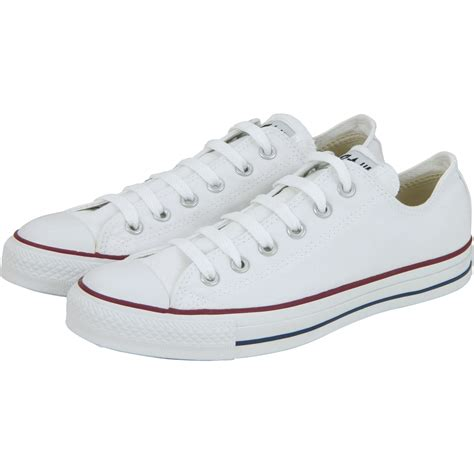 converse chuck all oxford low top optical white musician s friend