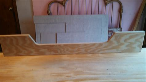 boat transom moisture replacing transom board wood on an old aluminum boat