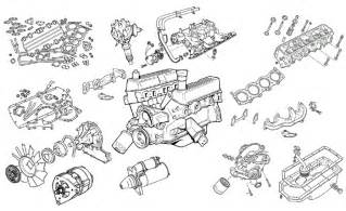 land rover discovery 2 2000 engine parts land free