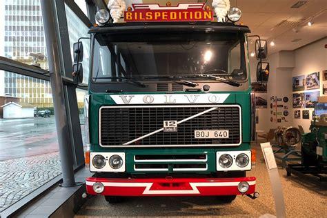 volvo museum  gothenburg sweden  equipment trucking info