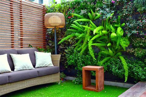 decoracion de terrazas y jardines consejos para decorar jardines en terrazas y balcones