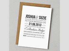 rustic style wedding invitation by doodlelove ... Wording
