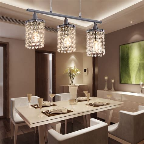 Modern Dining Room Chandelier Modern Dining Room Lighting Home Design