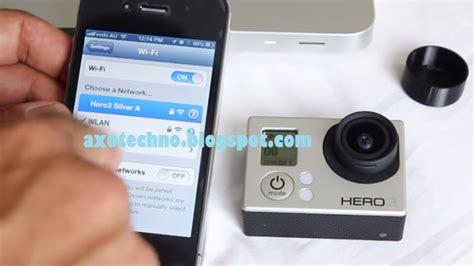 Gopro Dan Gambarnya cara gunakan kamera gopro markas tekno