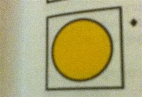 what does yellow light flashcards permit sign2 what does the light