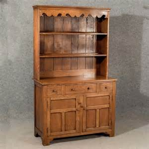 Antique Oak Kitchen Cabinet by Antique Oak Kitchen Dresser Display Cabinet Antiques Atlas