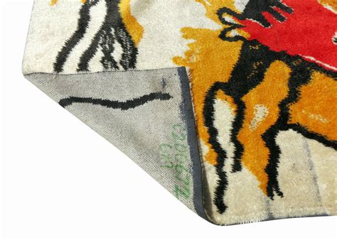 Joan Miro Rug by Abstract Rug By Joan Miro For Sale At 1stdibs