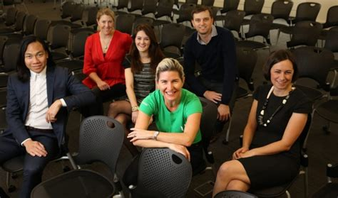 Working Mba Student by The Mba Students Who Work With Ceos Afr