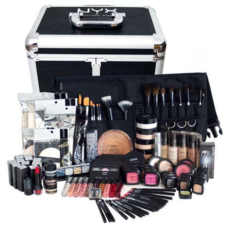 makeup artists professional master collection 28 piece nyx cosmetics makeup artist starter kit a beautylish