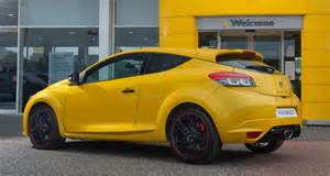 Renault Rs Megane Renault Megane Rs 275 Cup S Uk Pricing And Specs