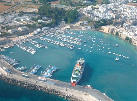 porto di otranto otranto appello alla regione per il nuovo porto turistico