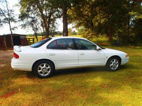 how cars run 1999 oldsmobile intrigue parking system purchase used 1999 oldsmobile intrigue gls sedan 4 door 3 5l in franklinton louisiana united