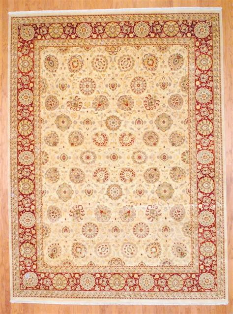 Knotted Rugs by Knotted Rug 9 X 12 4 Herat Rugs