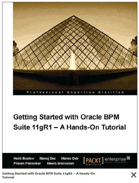 tutorial oracle bpm suite 11g ipaas oracle cloud getting started with oracle bpm suite 11g