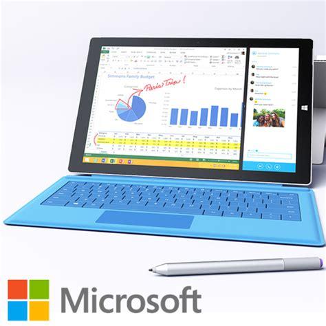 Microsoft Surface Tablet Di Indonesia surface pro 3 tablet microsoft yang dapat bertransformasi menjadi laptop teknojurnal