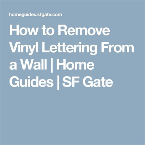 how to remove a wall 25 best ideas about vinyl lettering projects on pinterest
