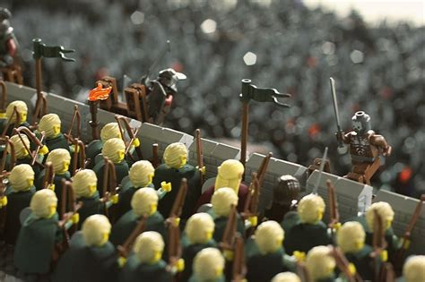 lego lord of the rings helm s 150 000 bricks the