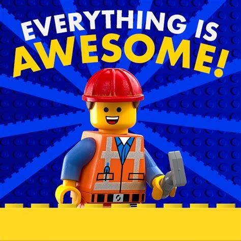 Lego Meme - everything is awesome the lego movie motivational meme