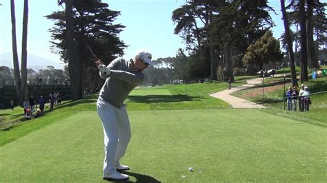 hunter mahan golf swing hunter mahan 2012 us open olympic club backswing downswing