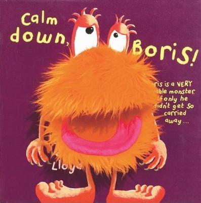Boriss Book calm boris by stella gurney sam lloyd waterstones
