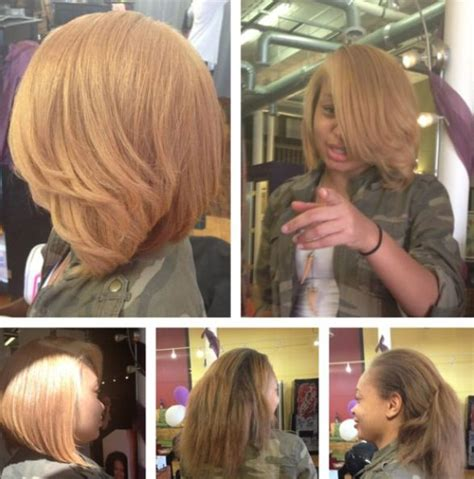 cheap haircuts richmond 1000 ideas about bob sew in on pinterest black