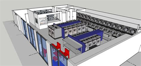 layout of a laundry business commercial laundry mat interior designs joy studio
