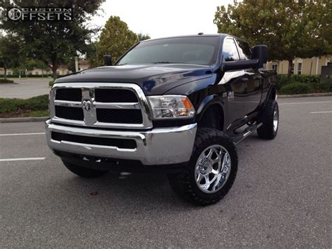 2014 ram 2500 wheels wheel offset 2014 ram 2500 aggressive 3 5 suspension