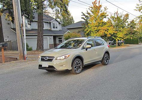 subaru xv crosstrek exterior photo page 1 2014 model