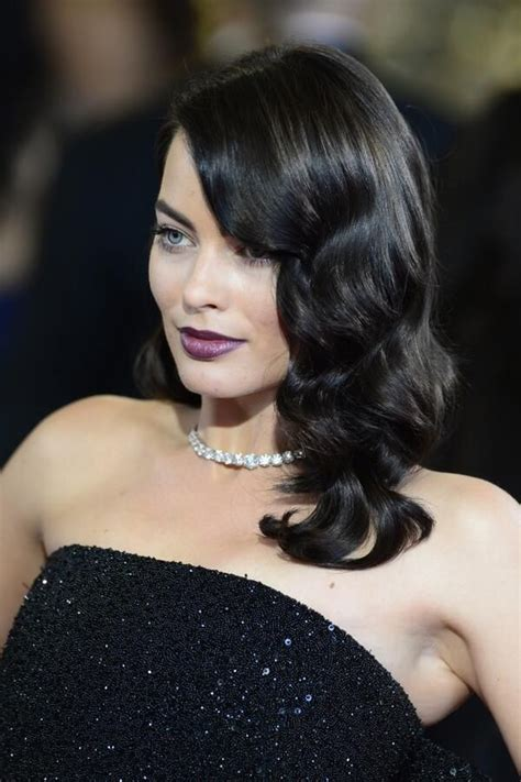 margot robbie oscars hair 2014 pin by stephanie on red carpet glamour pinterest