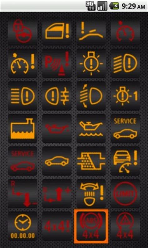 What Is A Type A Light Bulb Bmw Warning Lamps Free Screenshot 4 Bmw Warning Lights