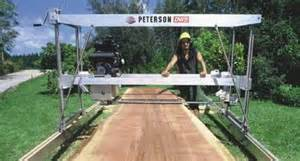 Plans For Dining Room Table by Dedicated Wide Chainsaw Slabber Peterson Portable Sawmills