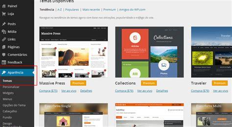 tutorial blog en blogger como fazer um blog wordpress como fazer
