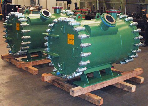 green liquor handling spiral heat exchanger applications gooch thermal