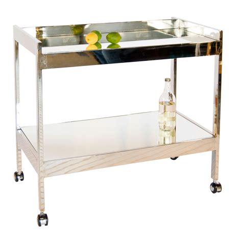 in vu drapery glamorous bar cart white cabana