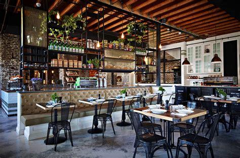 design en cafe vintage industrial tips for restaurants and coffees