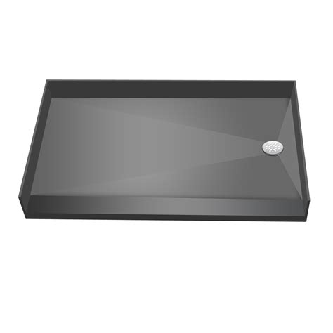 32x60 Shower Pan by Redi Base 174 32x60 Barrier Free Shower Pan With Right Drain