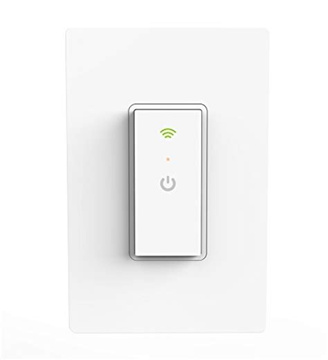 light switch wi fi smart home automation iphone android