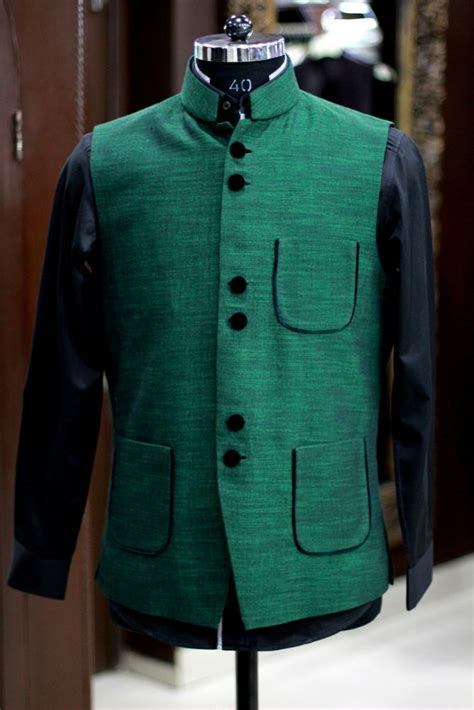 Royal Green ethnic royal green jacket bandhgala nehru jackets