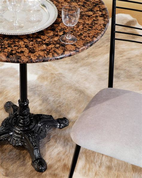 Vintage Marble Bistro Table Antique Marble Top Bistro Table At 1stdibs