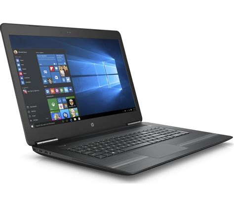 Wifi Laptop Hp hp pavilion 15 aw083sa 15 6 quot laptop black l15bun16 15 6 quot laptop with wireless mouse
