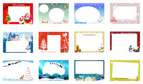 greeting photo card templates printable greeting card maker jobsmorocco info