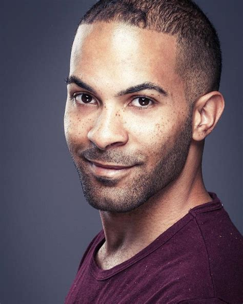 black male actor with lazy eye lukus alexander actor casting call pro