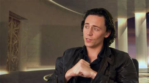 thor film actor name tom hiddleston talks playing quot loki quot in thor youtube