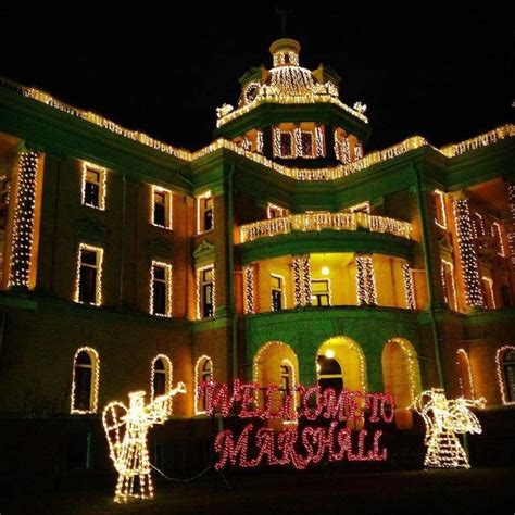 marshall tx christmas lights display the 10 best towns in