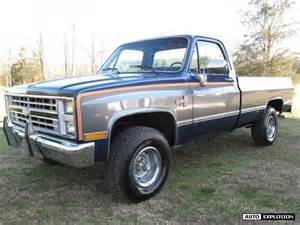 chevrolet k10 1986 with pictures mitula cars