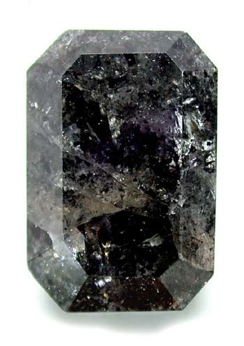 Emerald Black Syari engagement rings with black