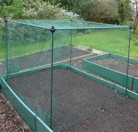 Vegetable Garden Netting 20mm 4x 6m Garden Netting Bird Fish Pond Protection Plant