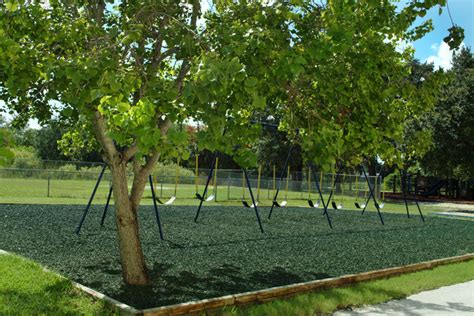swing set rubber mulch groundsmart