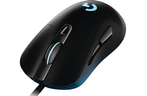 Dijamin Logitech G403 Prodigy Gaming Mouse logitech g403 wired programmable gaming mouse
