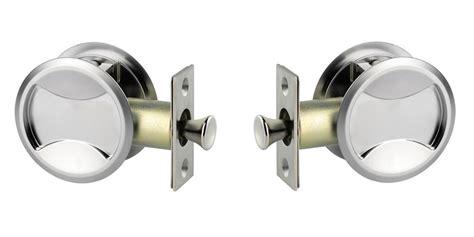 lock for sliding bathroom door